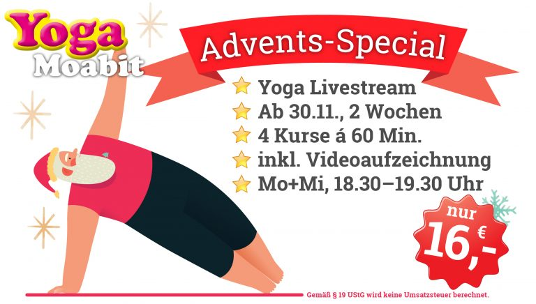 Yoga Advednts-Special