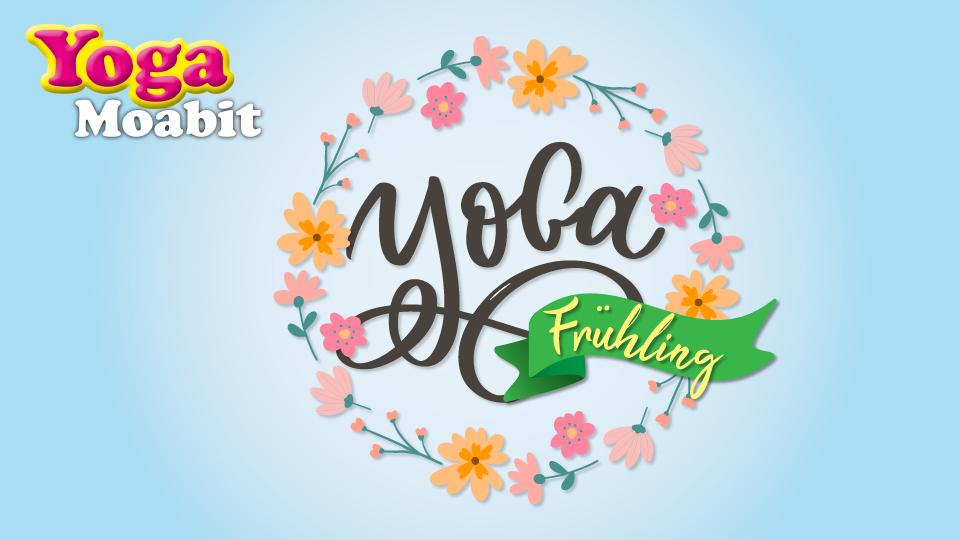 Yoga Frühling bei YogaMoabit